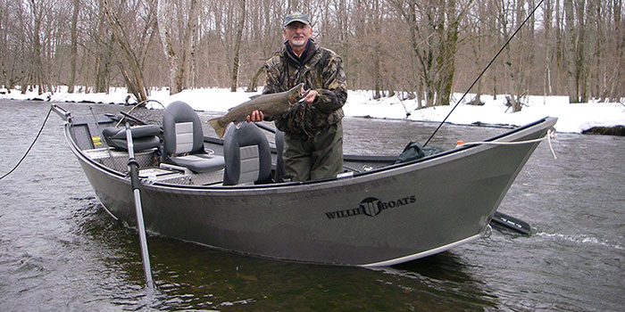 Drift Boat Sport Fishing Amp Guide Services Pulaski New York